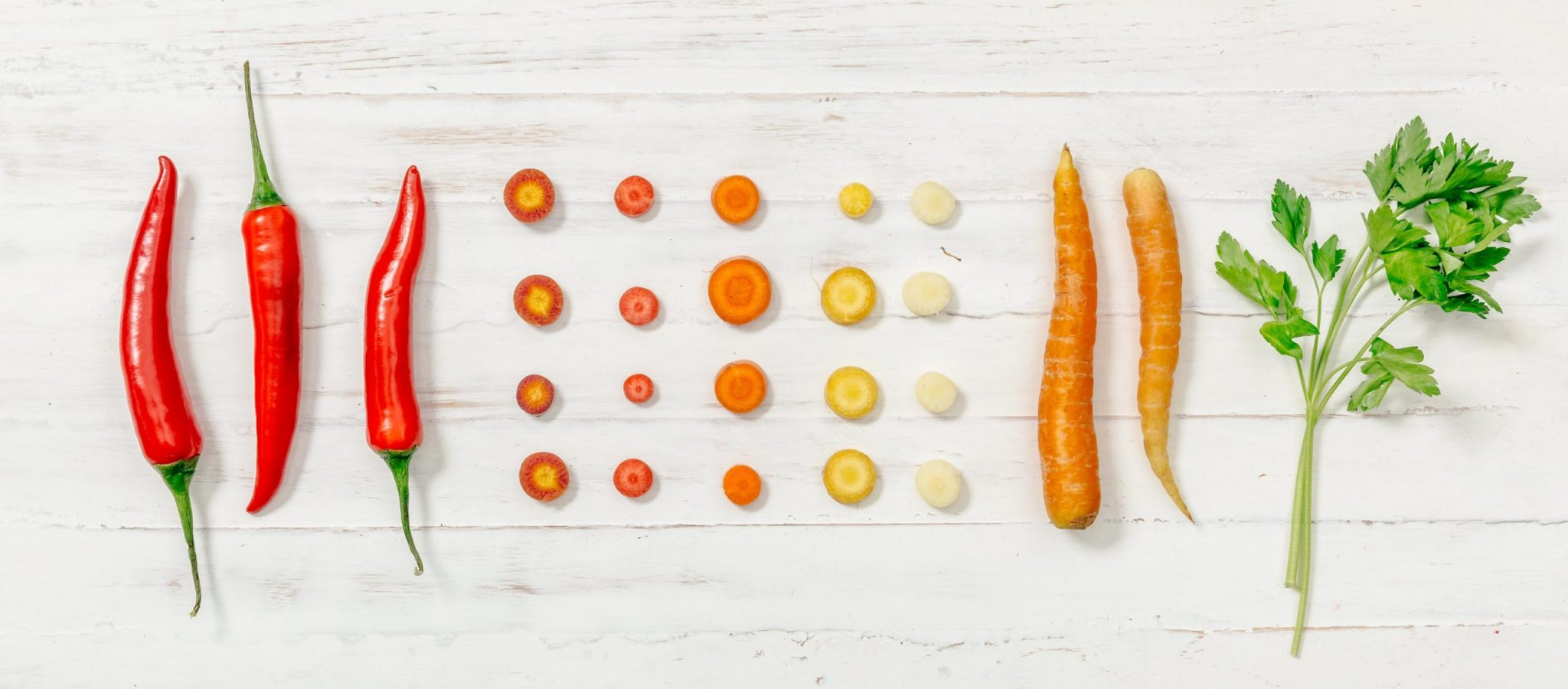 red-orange-yellow-green-vegatables